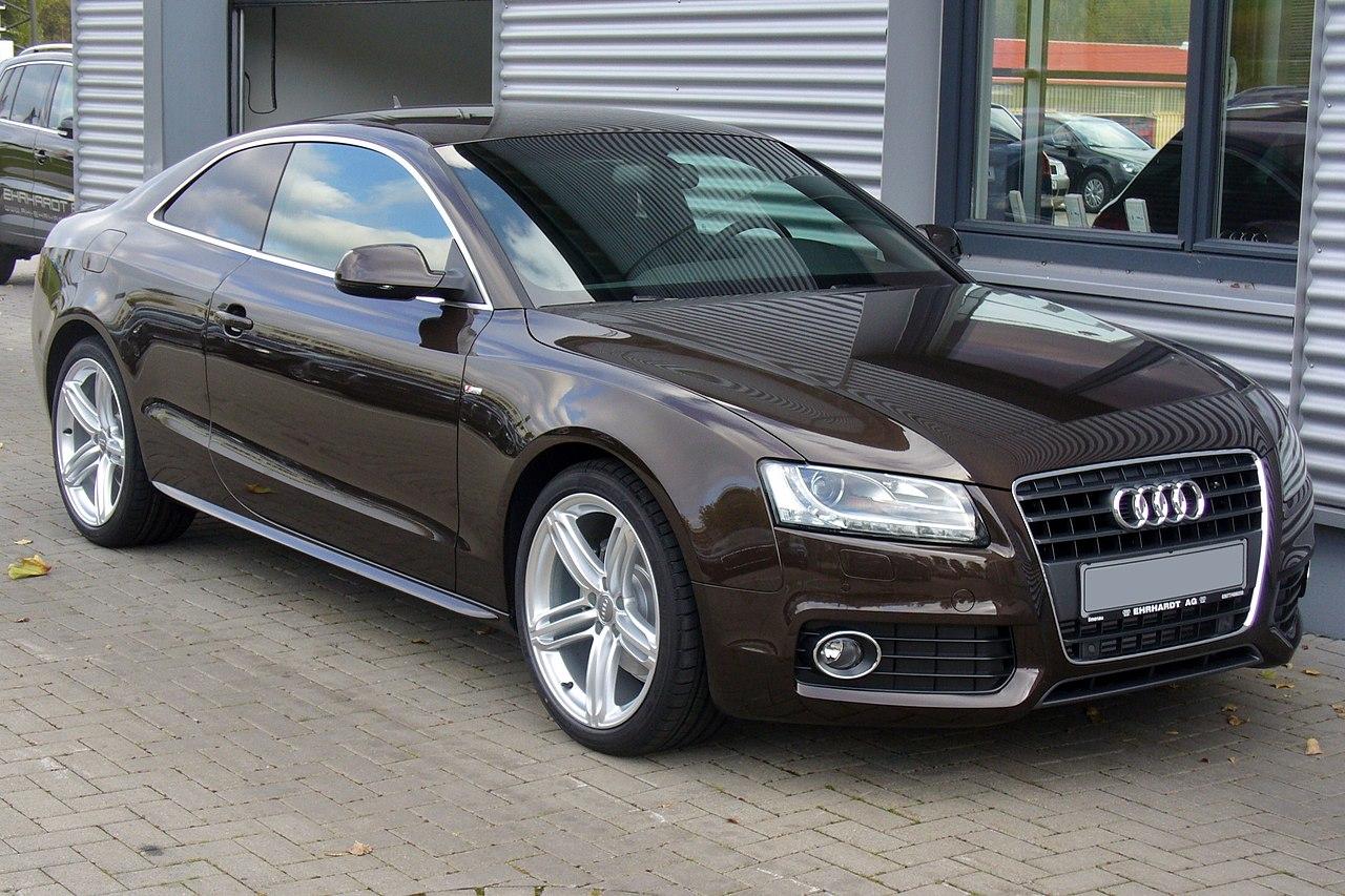Audi a5 20 tdi 2011