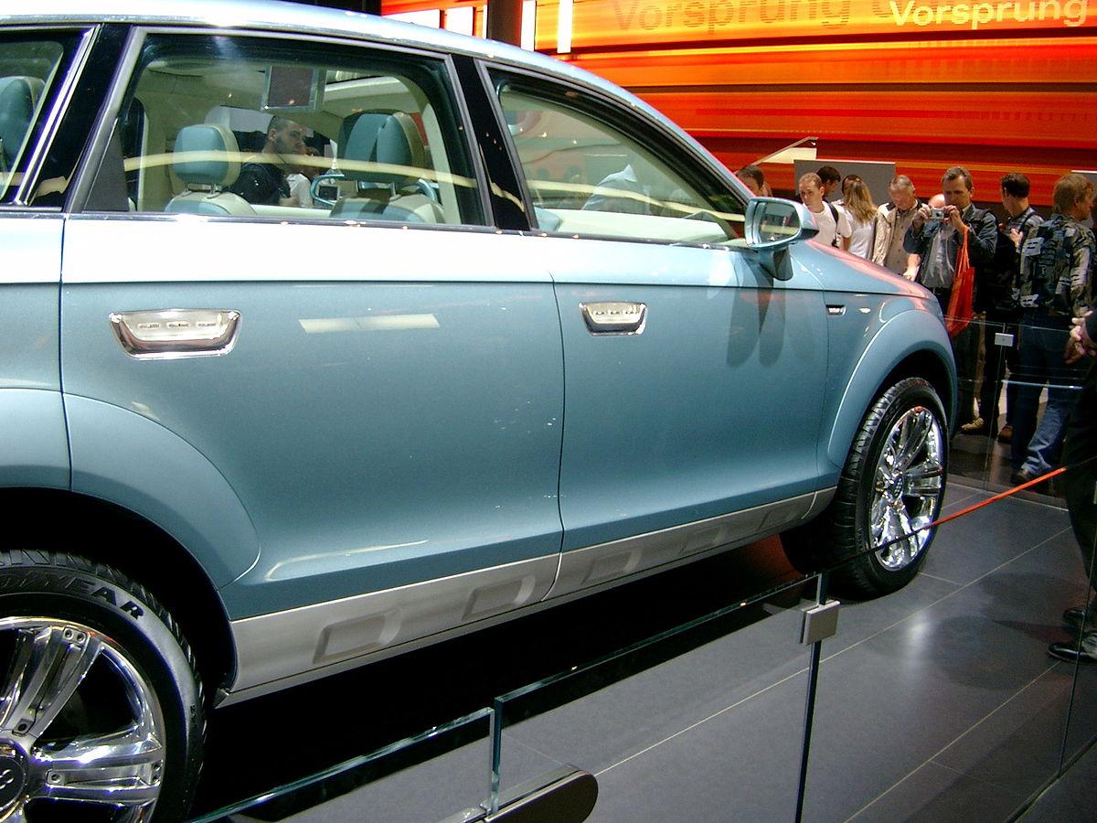 Front Wheel Drive Cars >> Audi Pikes Peak quattro - Wikipedia