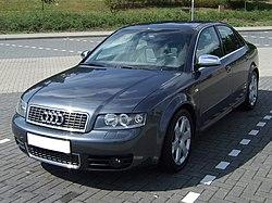 Audi S4 - Wikipedia, den frie encyklopædi