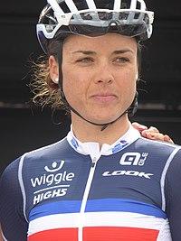 Audrey Cordon-Ragot - 2018 UEC European Road Cycling Championships (Women's road race).jpg