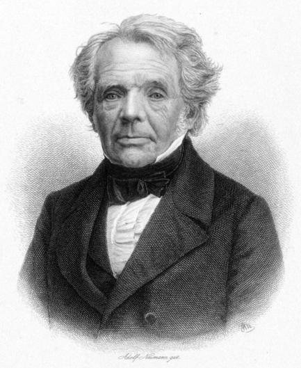 August Ferdinand Möbius 1790–1868