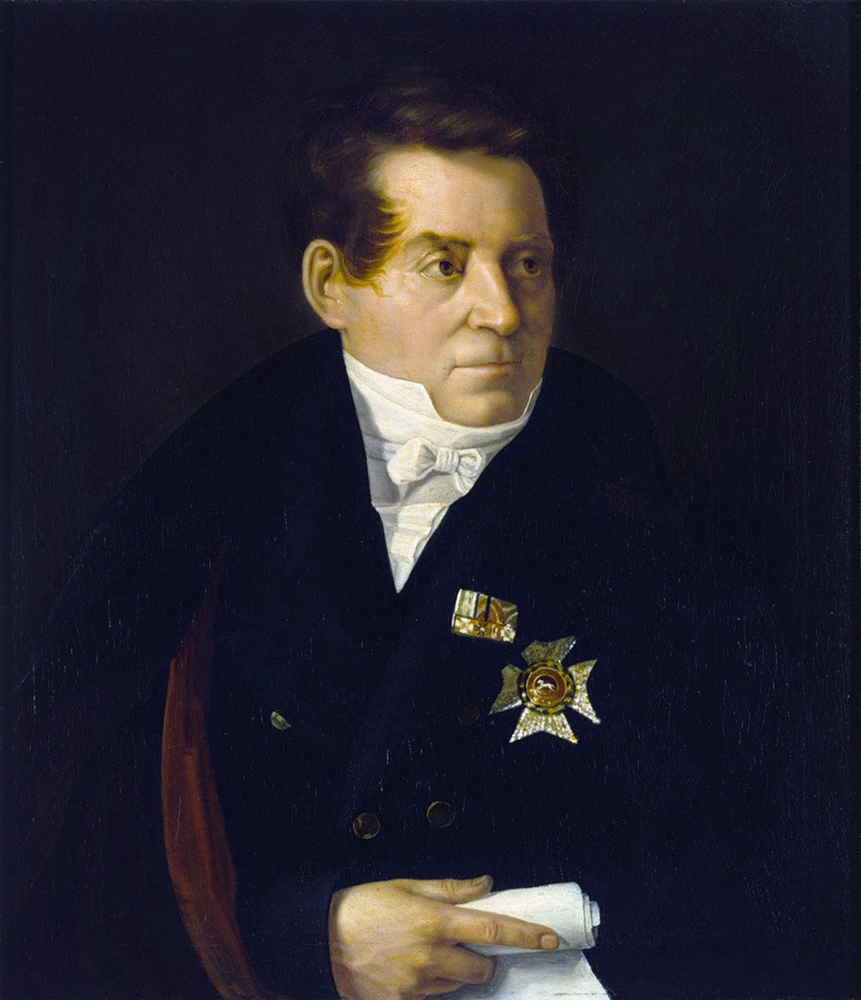 August Wilhelm von Schlegel