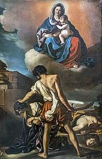 Augustins - Martirio di San Giovanni e San Paolo - Giovanni Francesco Barbieri, Il Guercino - 2004 1 53.jpg