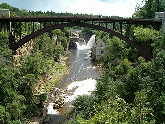 Ausable River (New York) - The Ausable River