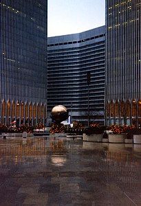 Austin Tobin Plaza Marriott World Trade Center - 1995.jpg
