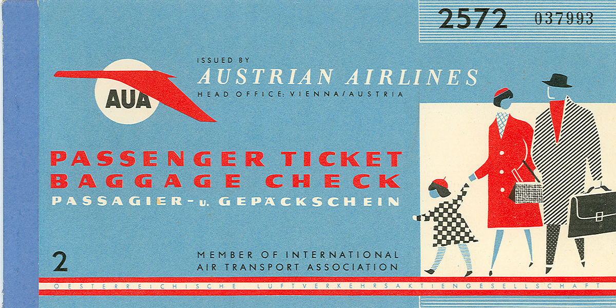 airline ticket wikipedia