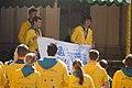 Autographed Australian Olympic Team flag.jpg