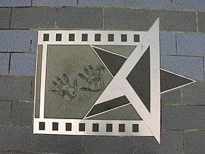 Eric Tsang - Image: Avenue of Stars Eric Tsang