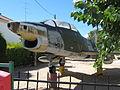 Aviao Fiat G.91 Santo André das Tojeiras.JPG