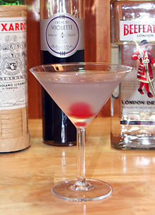Aviation (cocktail) - Wikipedia, the free encyclopedia