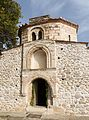 Avlonari church Agios Demetrios entrance Euboea Greece.jpg