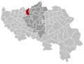 Awans Liège Belgium Map.png