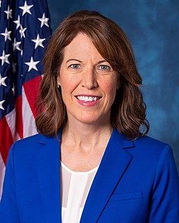 Cindy Axne U.S. Representative from Iowa