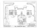 Azabah Field House, Main Street, Cheshire, New Haven County, CT HABS CONN,5-CHESH,2- (sheet 9 of 9).png