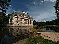 Azay Le Rideau Le Château Vue n°8.JPG