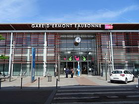 Image illustrative de l'article Gare d'Ermont - Eaubonne