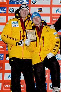 Bäcker and Friedrich 2013.jpg