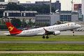 B-3129 - Tianjin Airlines - Embraer ERJ-190LR - CKG (9618804113).jpg