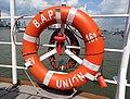 BAP Unión (BEV-161) – Rotterdam – Life buoy.jpg
