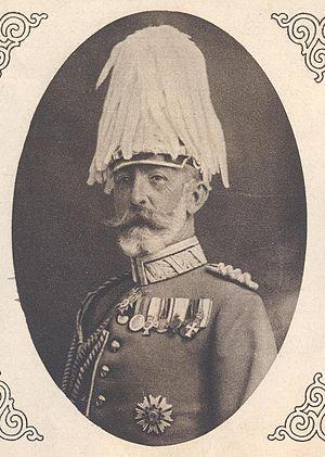Felix Graf von Bothmer - General graf von Bothmer in 1915