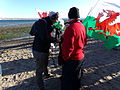 BBC Wales in Port Madryn. Argentina 07.JPG