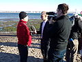 BBC Wales in Port Madryn. Argentina 20.JPG