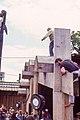 BC Museum Haida Pole Raising June 9, 1984005-LR (34640581033).jpg