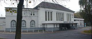 Essen West station railway station in Essen, Germany