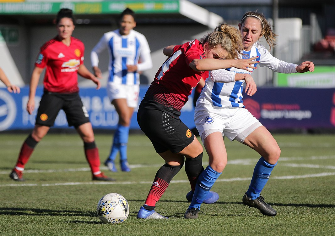 BHA Women 0 Man Utd Women 2 WFAC 4th rd 03 02 2019-582 (32044740907).jpg