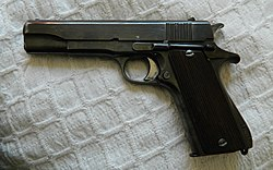 List of  45 caliber handguns - Wikipedia
