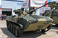 BMD-2 with modernized turret at Engineering Technologies 2012 02.jpg