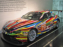 BMW-Art-Car 2010 Jeff Koons.JPG