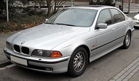 BMW E39 front 20081125.jpg