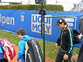 BMW Open exhibition match Haas and Spengler vs Kohlschreiber and Glock 1.JPG