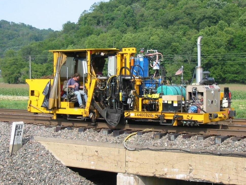 BNSF X4400320 20040808 WI Prairie du Chien
