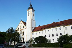 ehemaliges Kloster Dietramszell