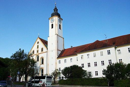 BY dietramszell klosterkirche