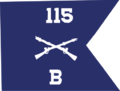 B Company 115th Infantry Regiment 29th Infantry Division.png