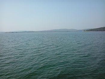 Back water of river Sharavathi.jpg