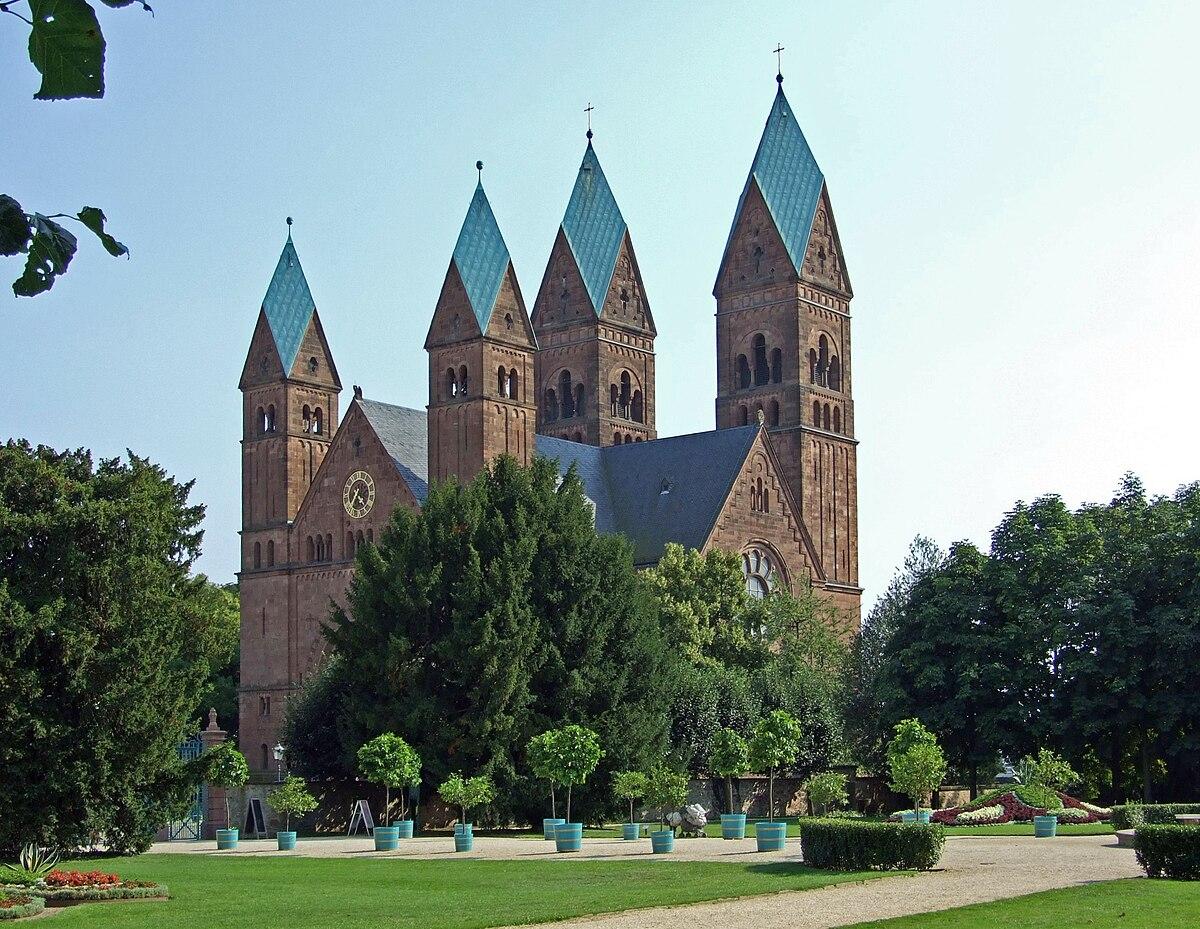 Verlosserskerk (Bad Homburg) - Wikipedia