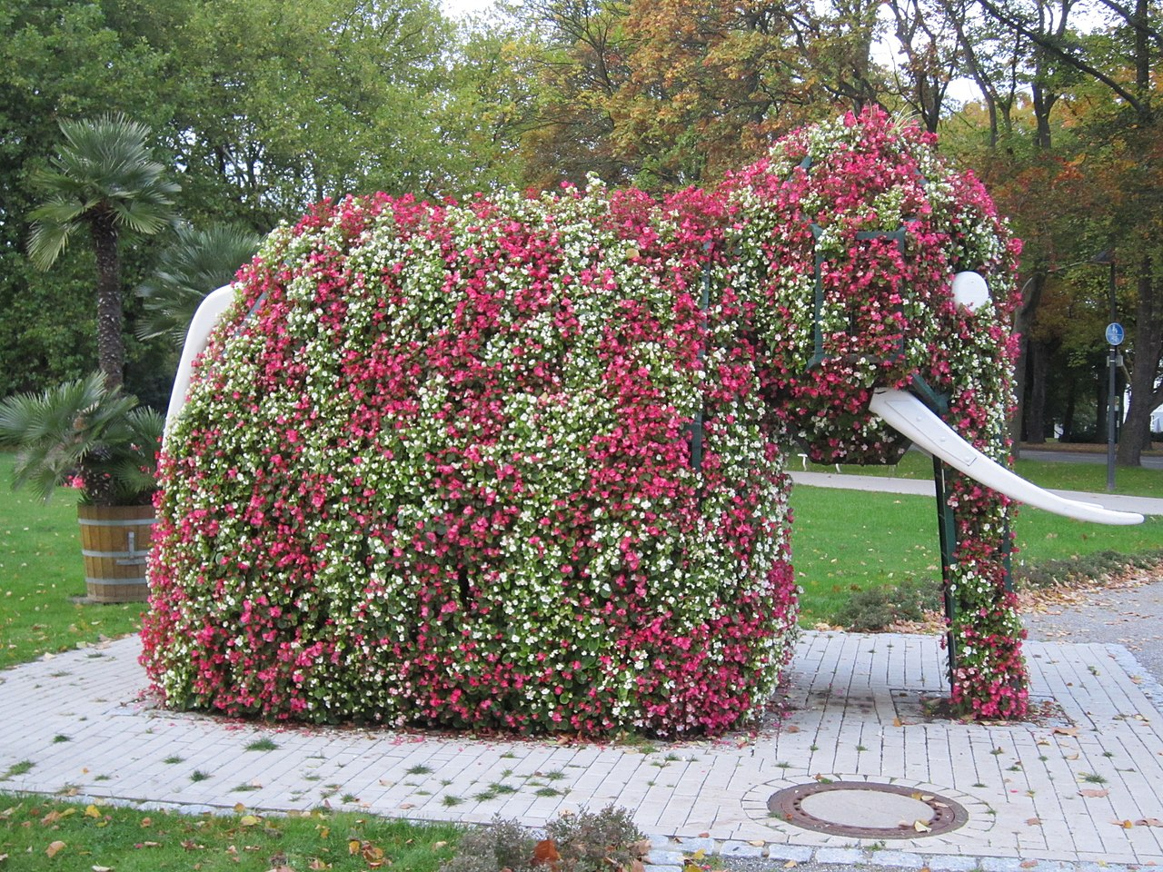 Datei:Bad Hamm Blumen-Elefant.JPG – Wikipedia