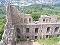 Baden Sightseeng-Tour, Altes Schloß (Old Castle) Baden-Baden, Schwarzwald, black forest, forêt noire - panoramio.jpg