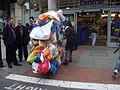 Bagman in the Central London - geograph.org.uk - 615948.jpg