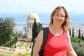 Baha'i gardens in Haifa 25.jpg
