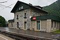 Bahnhof Oberdrauburg, Bezirk Spittal an der Drau, Kärnten.jpg