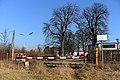 Bahnhof Trumau Sperrschranken.JPG