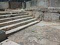Baixada a la basilica thermarum de les Termes de Mura de Llíria.JPG