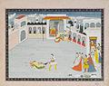 Balarama Fighting a Demoness, from a Bhagavat Purana.jpg