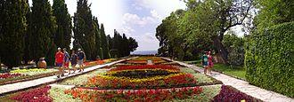 Balchik - The Balchik Botanical Garden