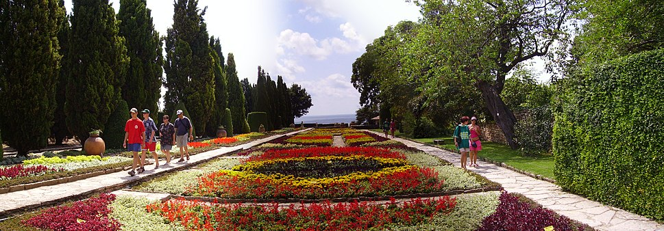 Balchik flowers